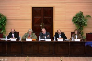 Presidencia de la Jornada Sobre Vehículo Eléctrico