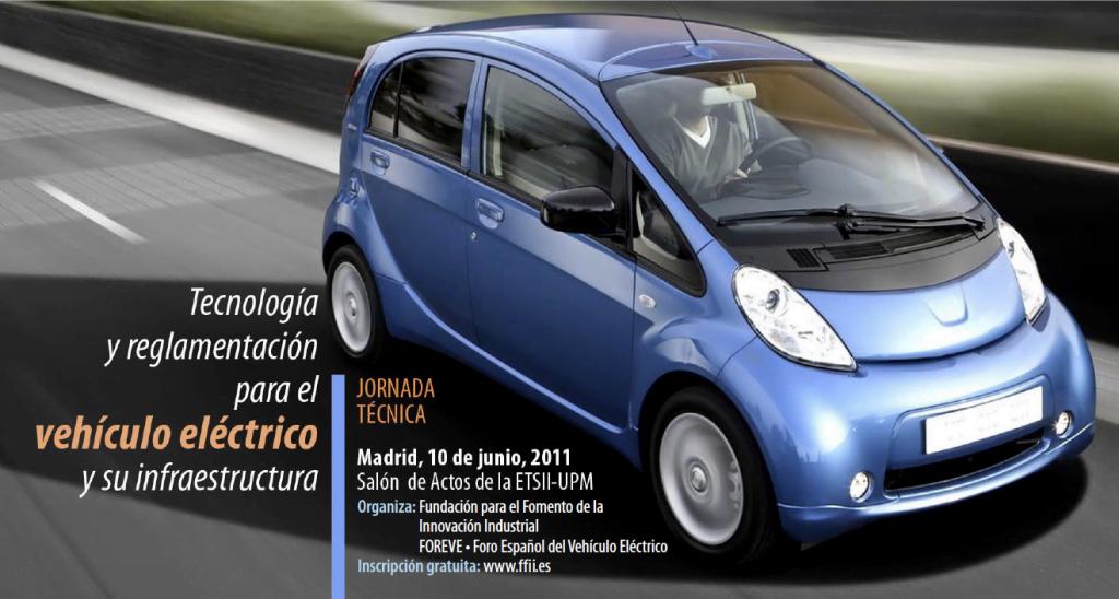 Imagen del Programa Vehículo Eléctrico: Jornada en la Escuela de Industriales