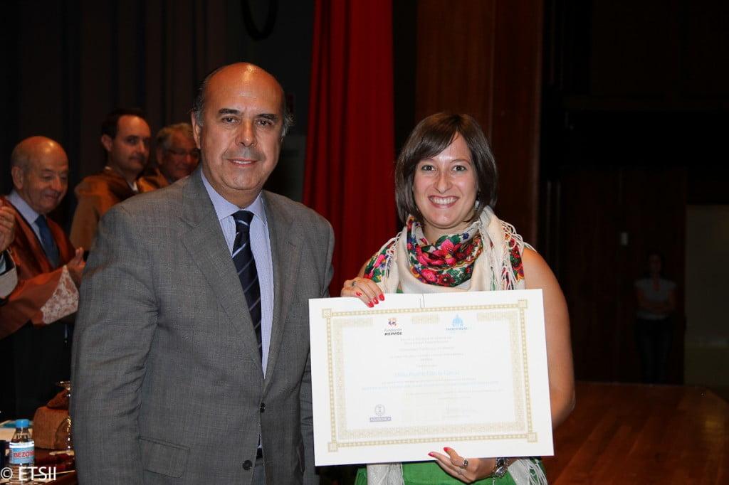 """Beatriz García CÁTEDRA UNIVERSIDAD EMPRESA """"Repsol"""""""