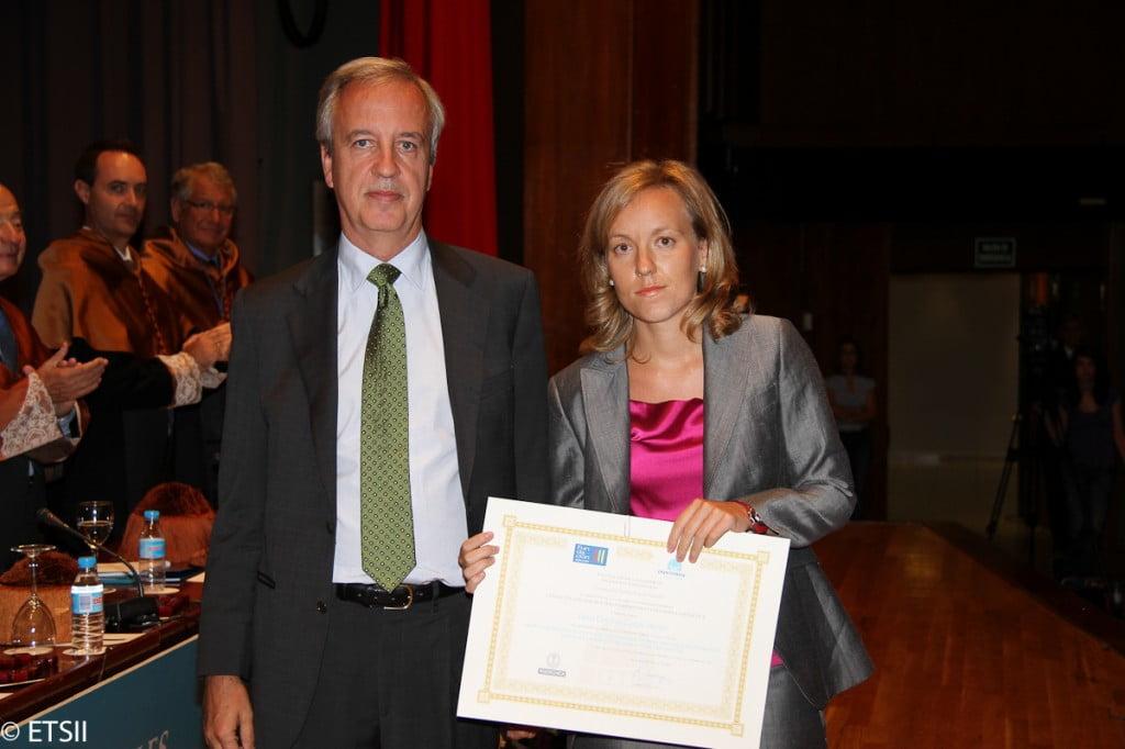 Carolina García, CÁTEDRA UNIVERSIDAD EMPRESA
