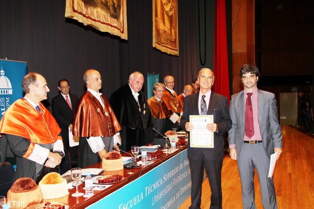 Imagen del Premio Morillo y Farfán