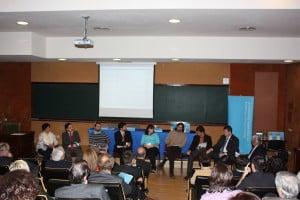 Presentación de la II Memoria RS de la Escuela