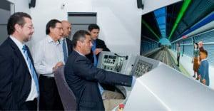 Demostración de uso del simulador virtual de CITEF-ETSII