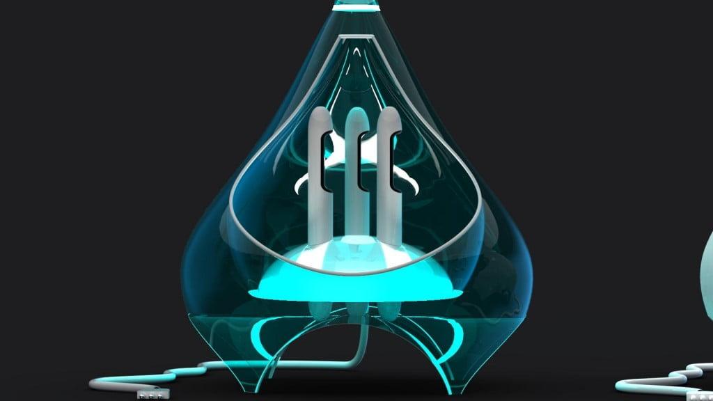 Proyecto Lumos de los Dyson Award