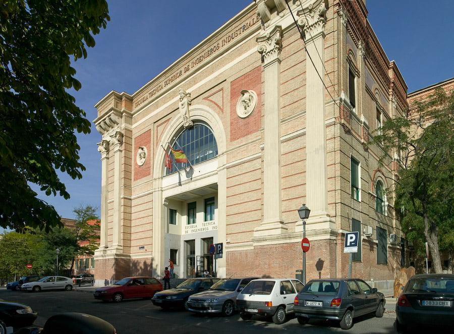 Escuela industriales upm madrid escuela t cnica superior for Escuela de ingenieros