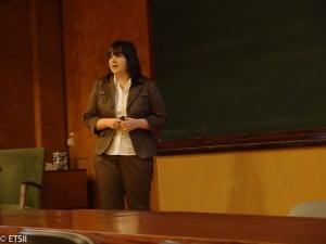 María Dolores Gutiérrez investigadora de INSIA