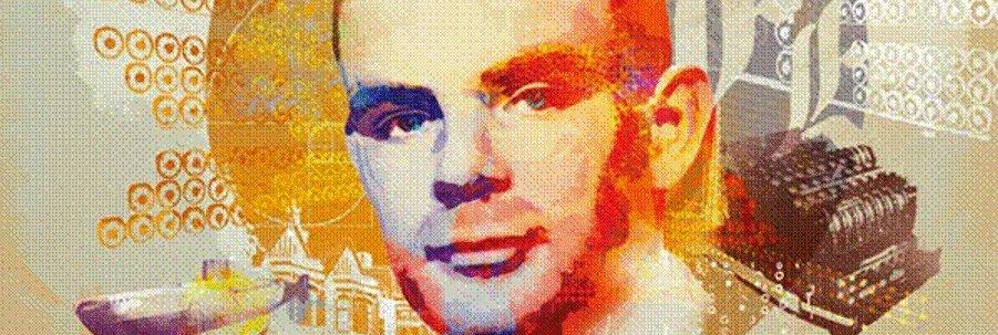 Imagen de Alan Turing