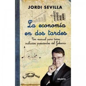 Imagen de libro de Jordi Sevilla