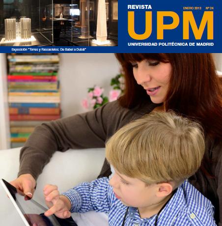 Portada de la revista de la UPM