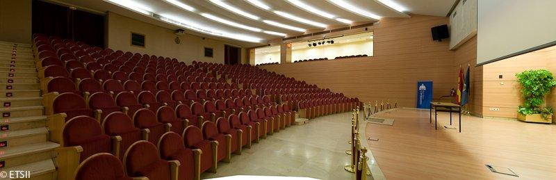 Salón de Escuela Industriales UPM