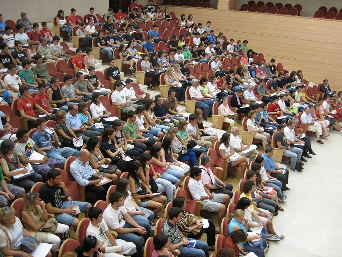 Nuevos Alumnos de Escuela Industriales UPM