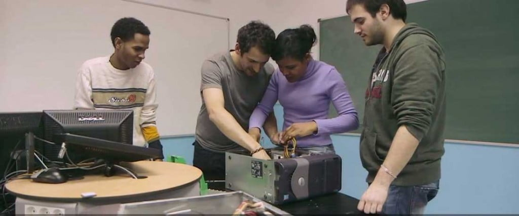 Integra-e el proyecto de un antiguo alumno de Escuela Industriales