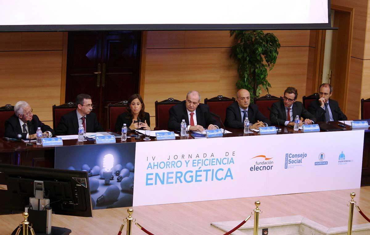 IV Jornadas de Ahorro y Eficiencia Energética