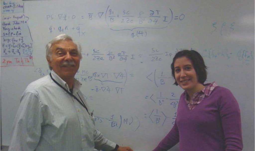 Silvia Espinosa Gútiez, Ingeniero de Escuela Industriales en el MIT