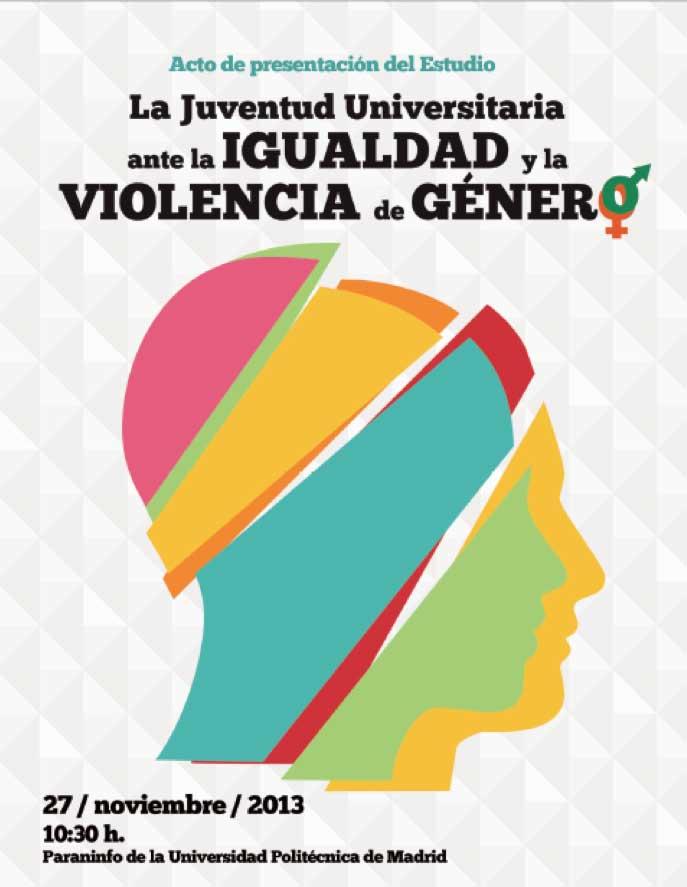 Cartel del Evento La Universidad ante la Igualdad y la Violencia de Género