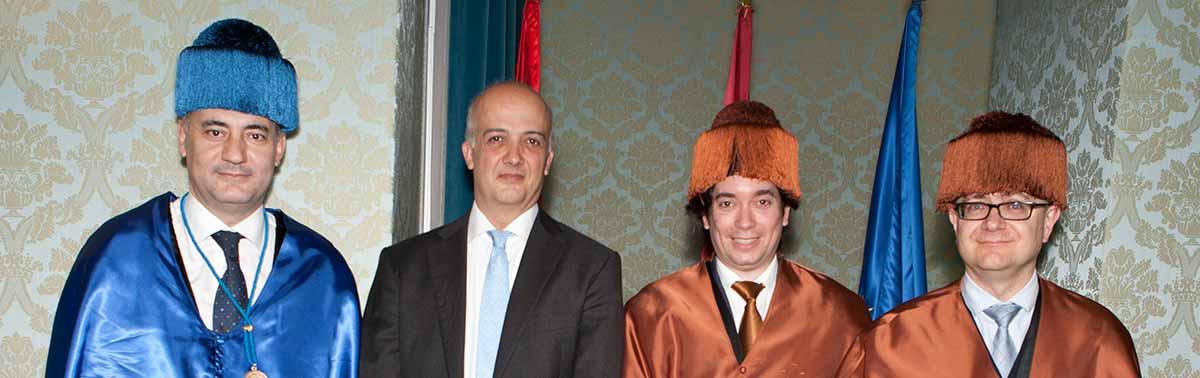 Doctorados de ETSII UPM