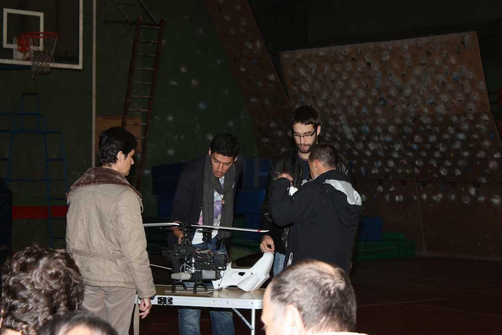 Drones para discapacitados