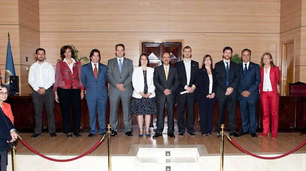 Equipo directivo de Escuela Industriales UPM