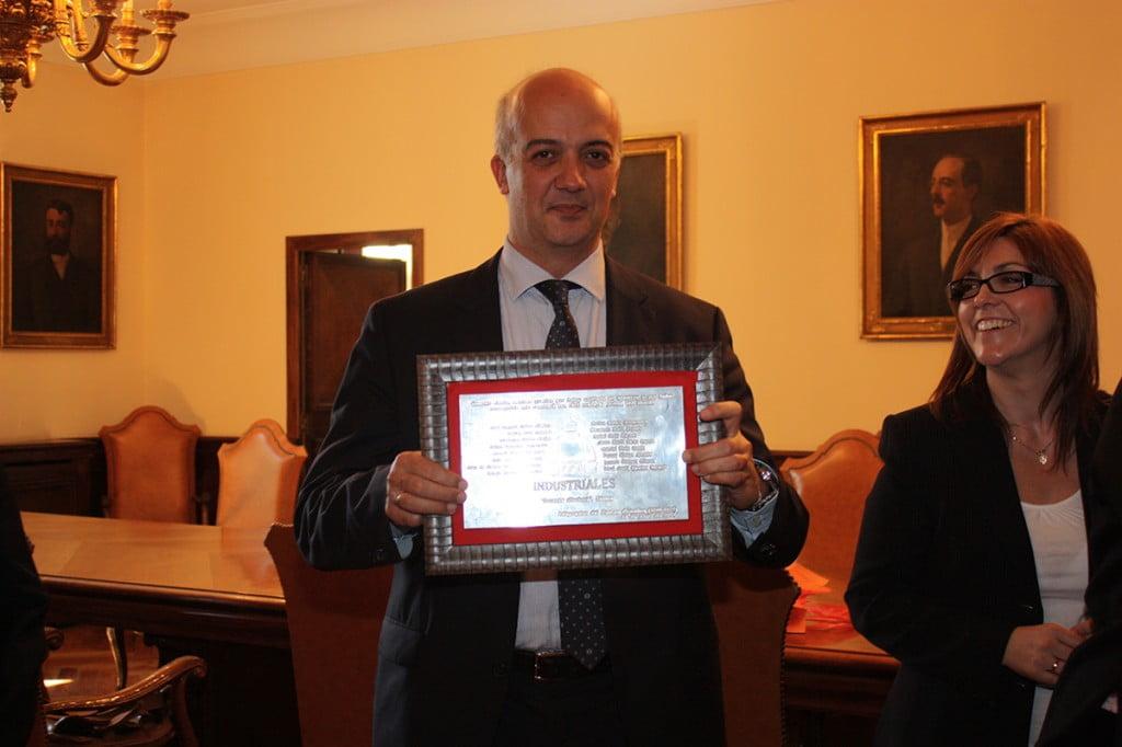 Jesús Felez Director saliente de Escuela Industriales UPM