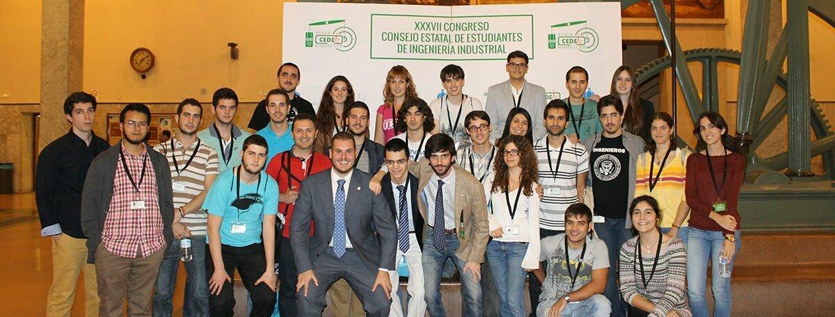 Asistentes al Congreso de Consejo Estatal de Estudiantes de Ingeniería Industrial