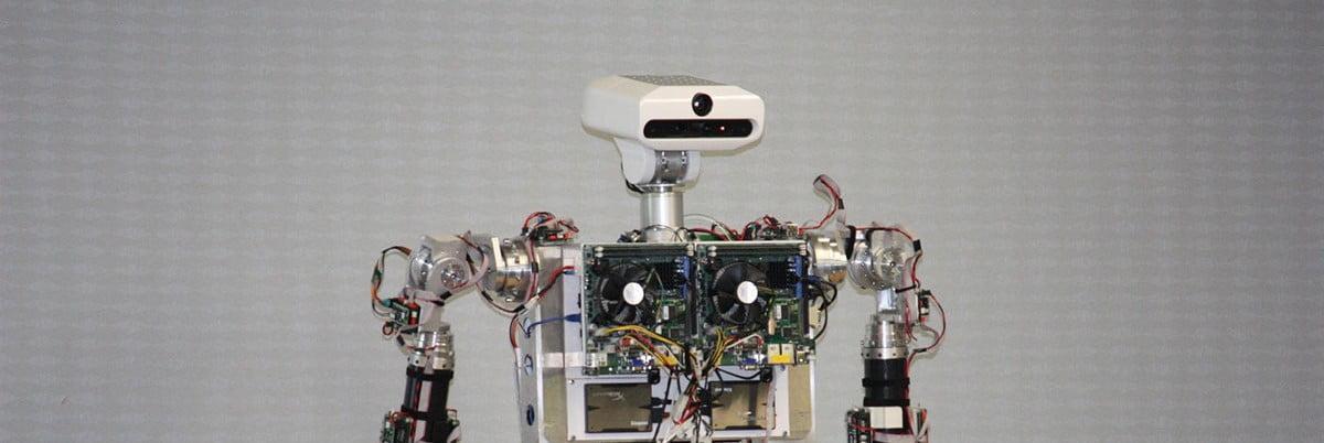 Robótica de Ingenieros Industriales de la UPM