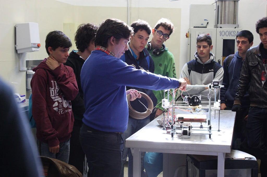 La semana de la ciencia en Industriales UPM