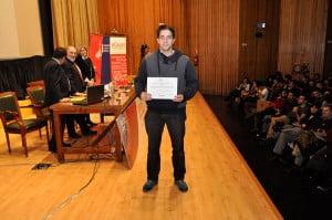 Premios a la Escuela, desde Actúa UPM a COIIM reconocen el talento