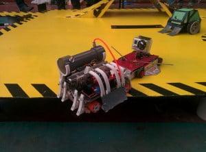 Cybertech Robots Automática Reset