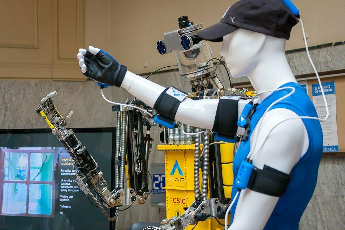 Investigación y robótica en ETSII UPM