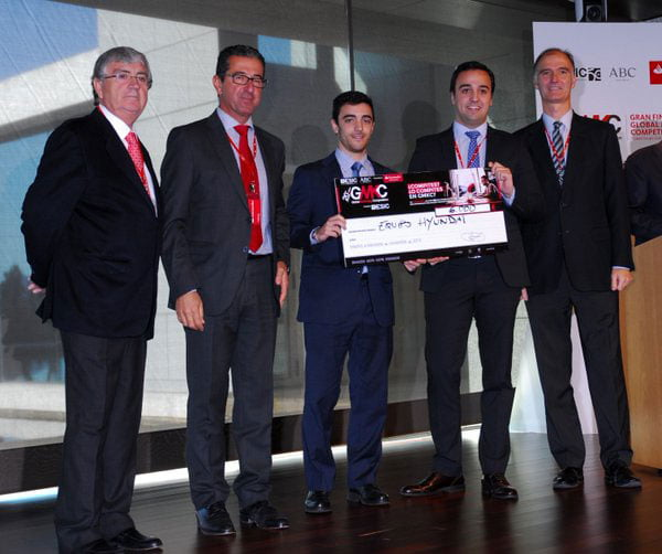 Campeones Global Marketing Competition