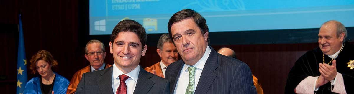 Premios Cátedras ETSII