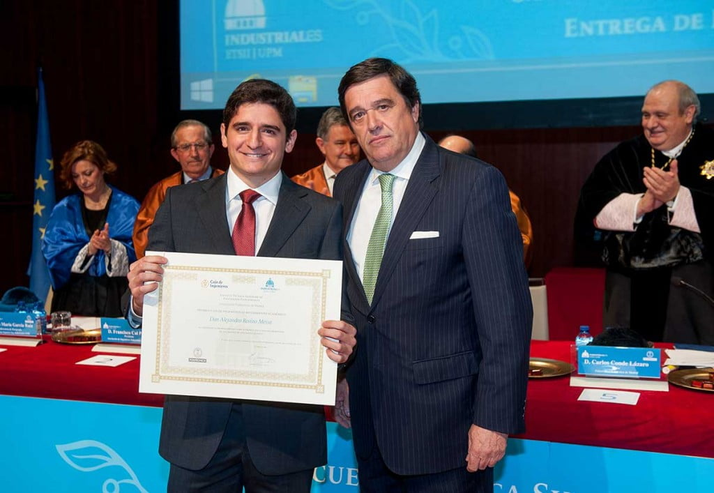 Premios y Medallas ETSII