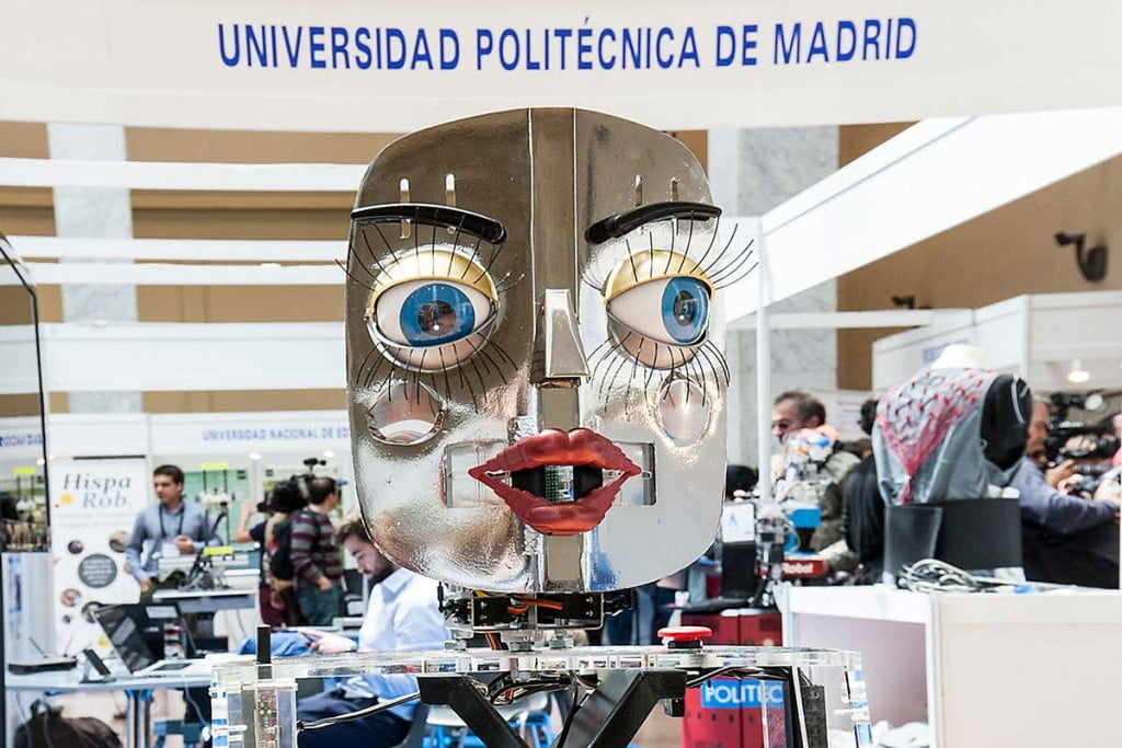 RoboCity 16 en Industriales UPM