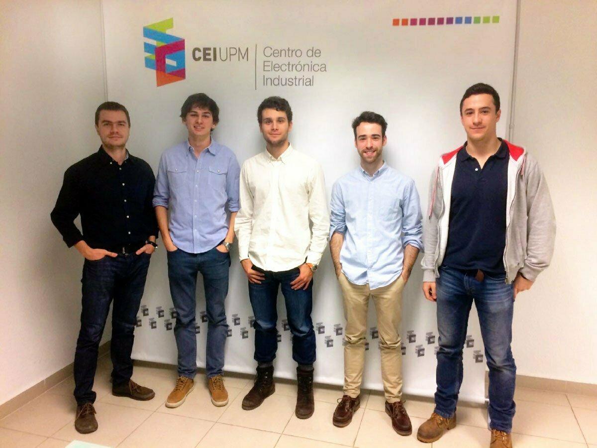 Equipo ETSII de Future Energy Challenge