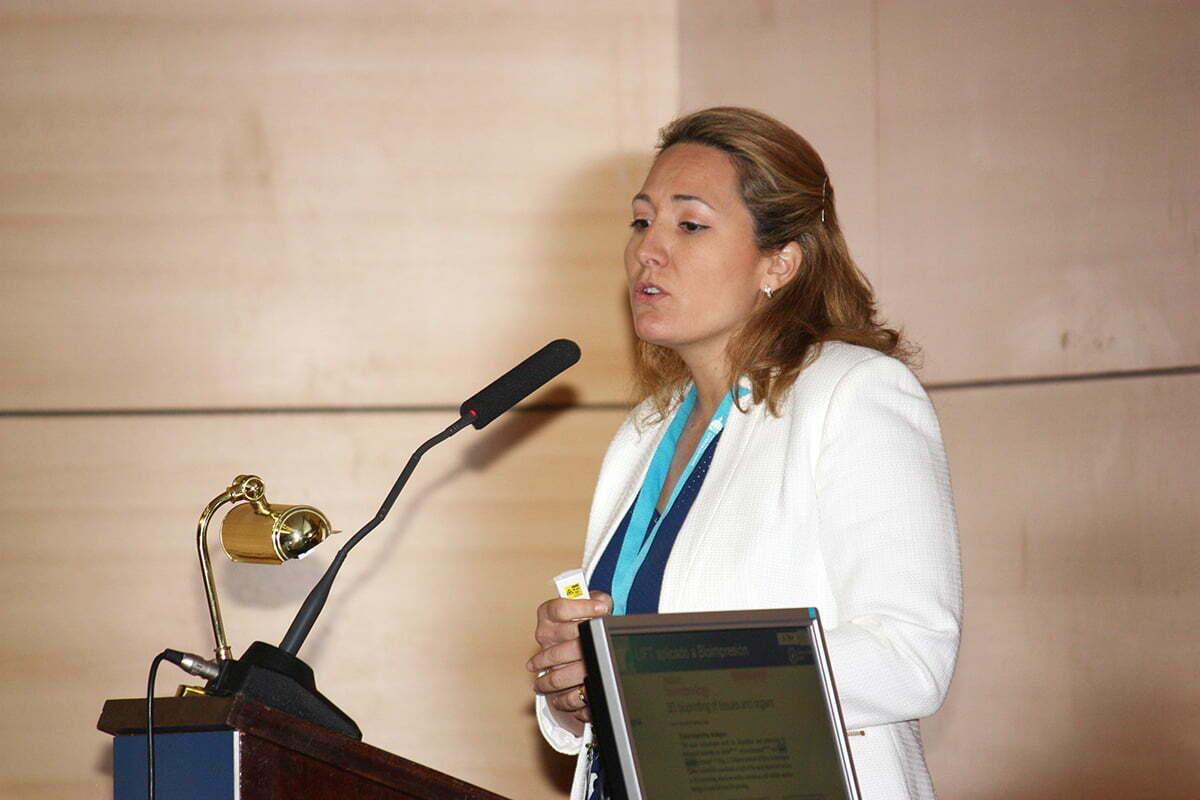 Sara Lauzurica Santiago, Assistant Professor ETSII (UPM)