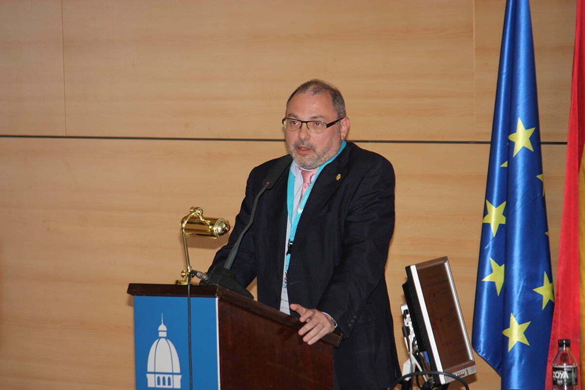 Alberto Abánades Velasco, Professor ETSII (UPM)