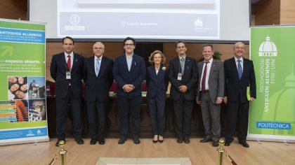 Premios Alumni Escuela Industriales