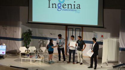 Asignatura Ingenia Escuela Industriales UPM