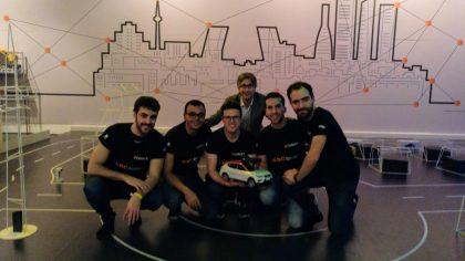 Autonomous Driving Challenge Autopia