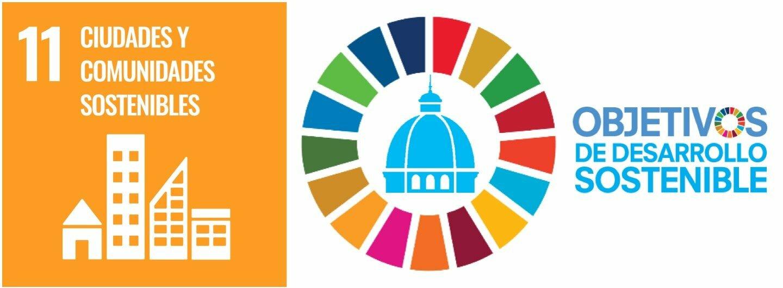 ODS Ciudades y Comunidades Sostenibles 11