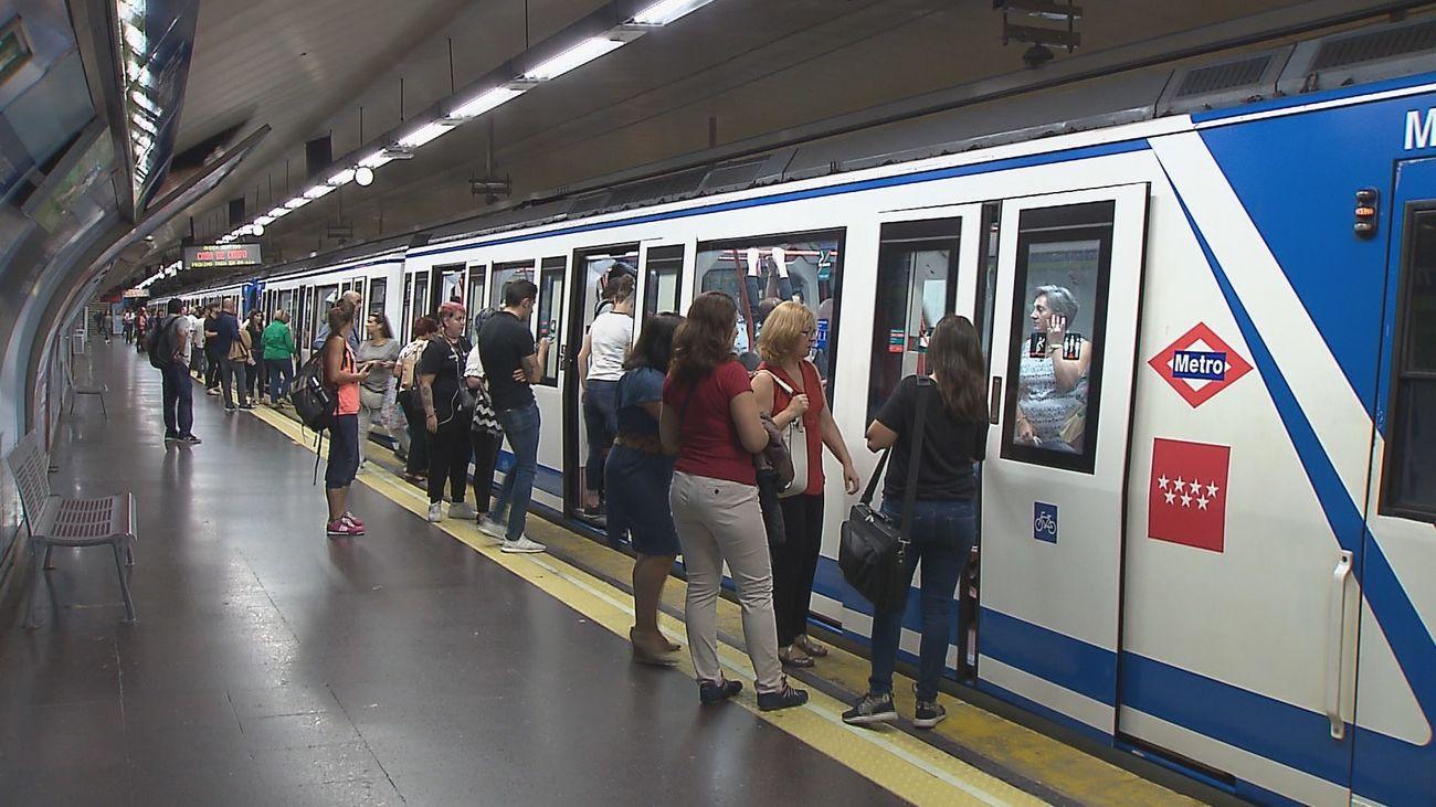 aula madrid subterra metro m30