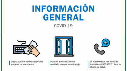 comportamiento general virus covid 19