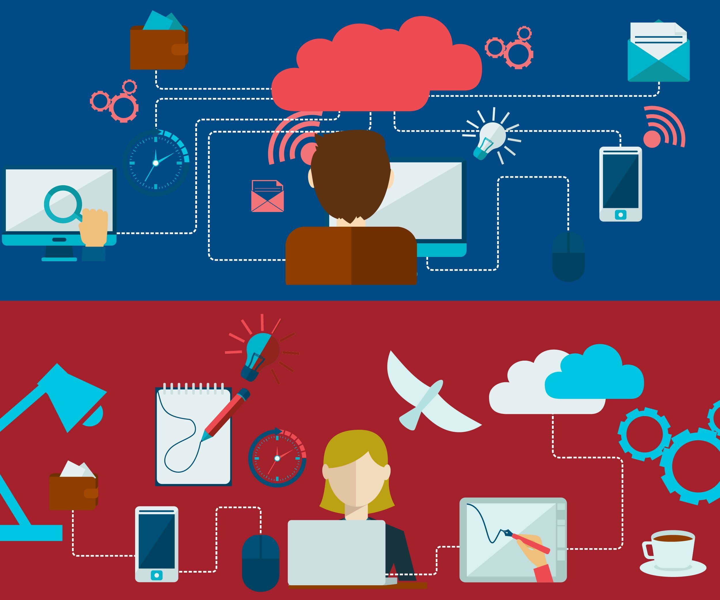 avances futuros en la tecnología de las enseñanzas online