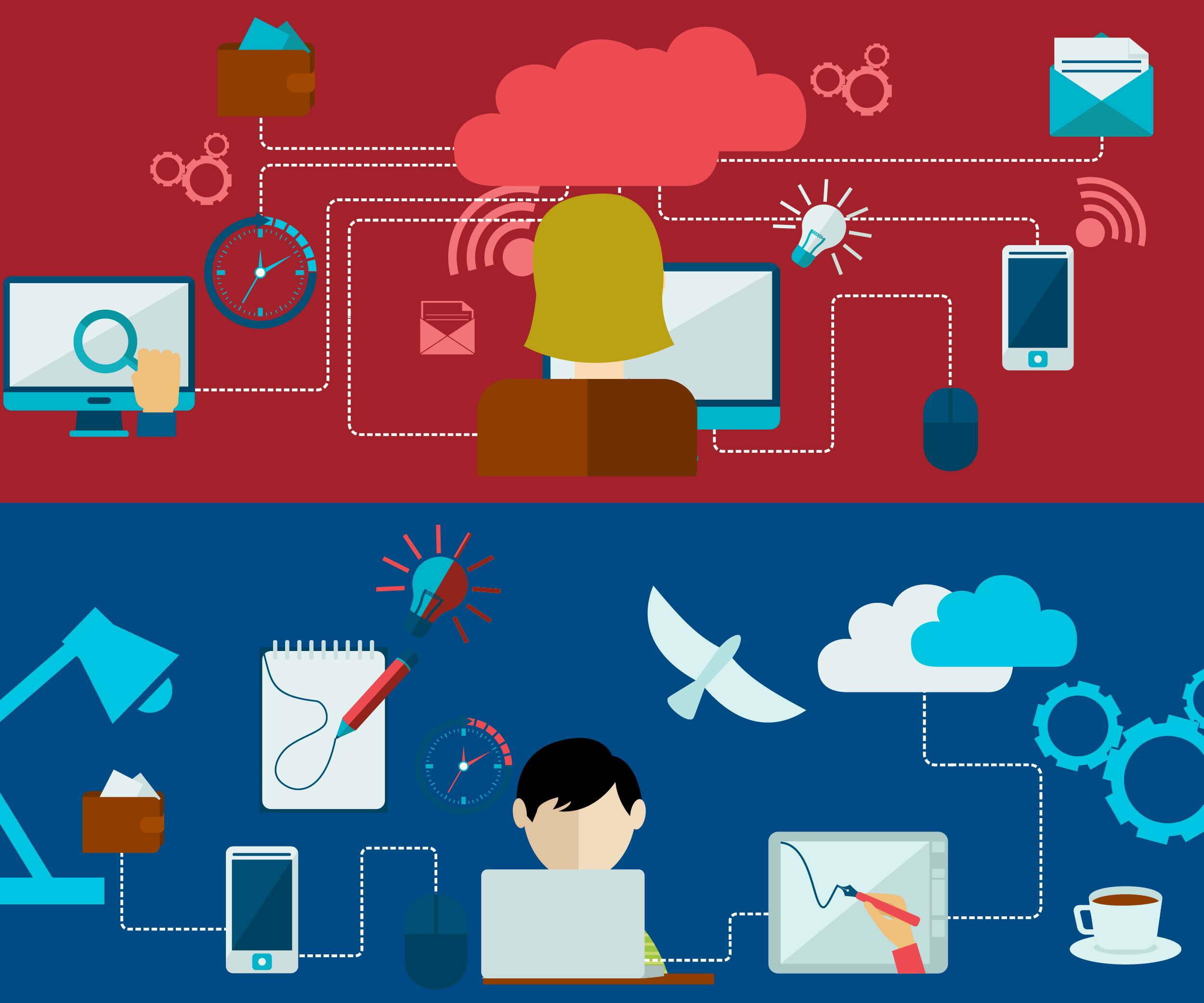 ventajas herramientas apps aplicaciones escuela digital