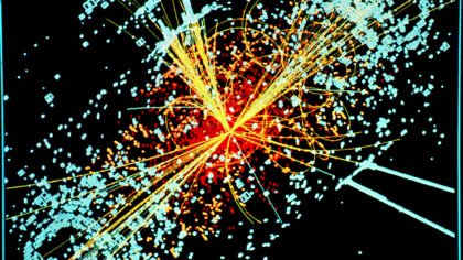 bosón de Higgs desintegra muones